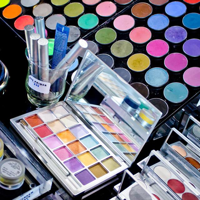 Kryolan palettes