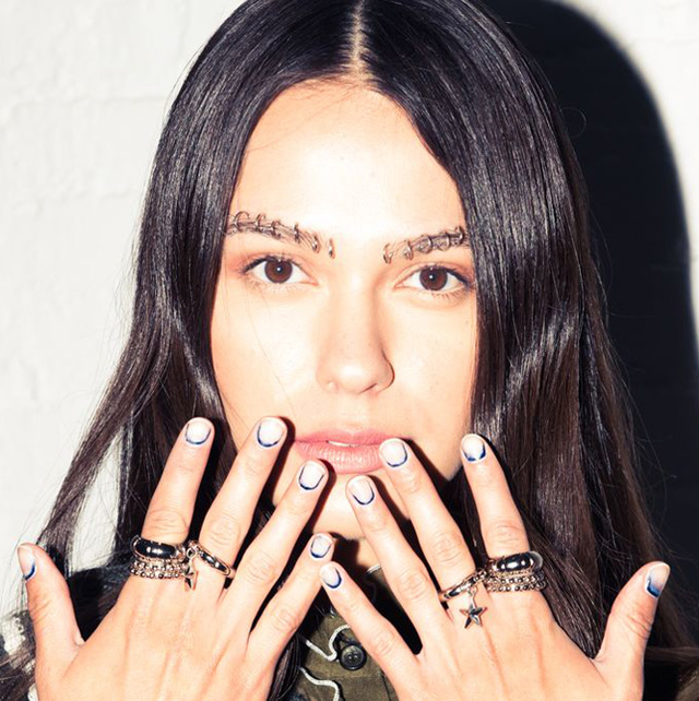 rodarte beauty nails 2015