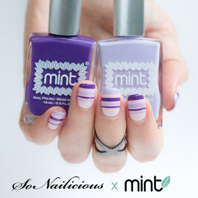 sonailicious for mint polish