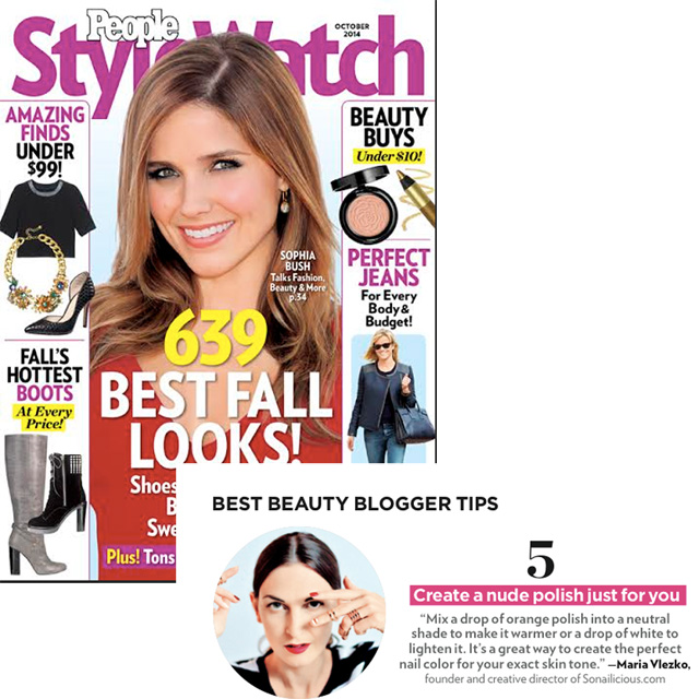 best beauty blogger tips feature People StyleWatch