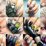 28 Amazing Halloween Nail Art Ideas