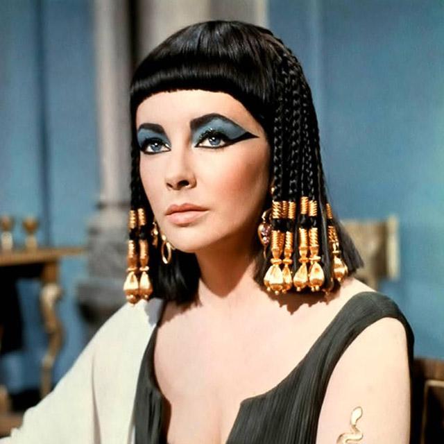 Elizabeth Taylor's Cleopatra - Cleopatra, 1963