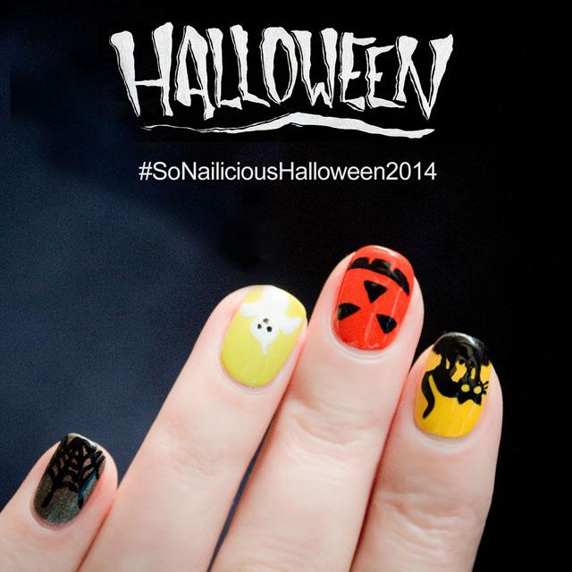 SoNailicious Halloween 2014