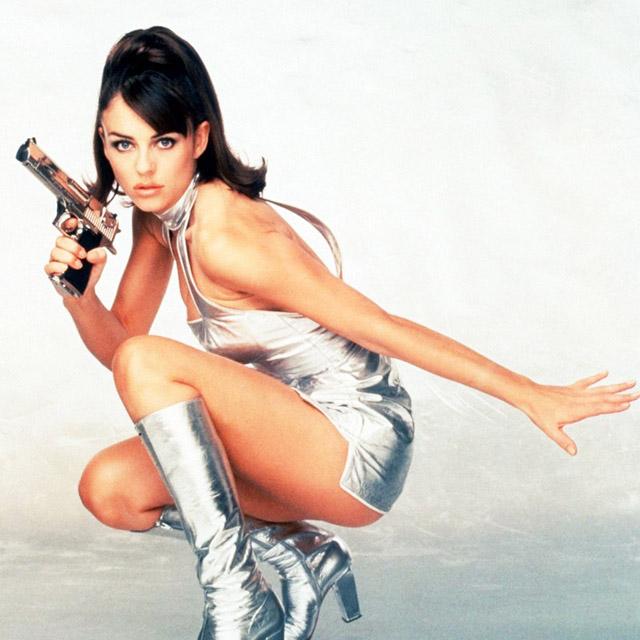 Liz Hurley as Vanessa Kensington - Austin Powers: International Man of Mystery, 1997