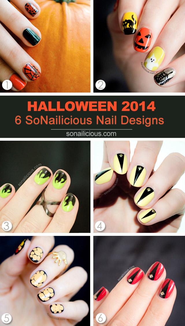 best Halloween nail designs
