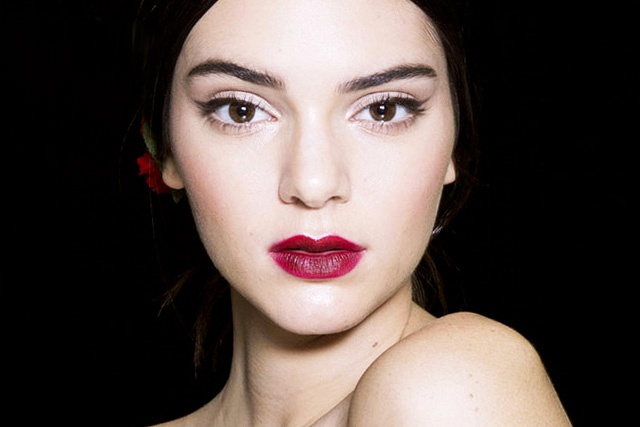 makeup ideas spring 2015 milan fashion week