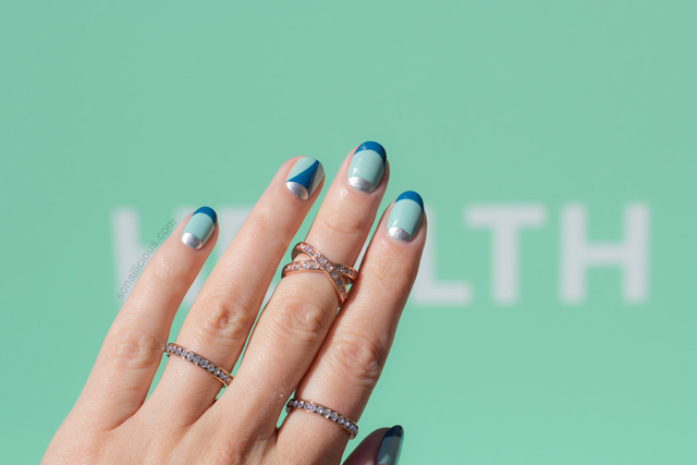 double french nails vitality show