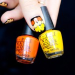 5-Minute Halloween Nail Art How-to