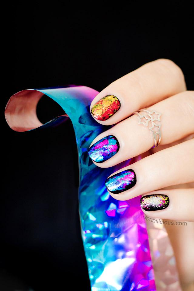 foil nails 2