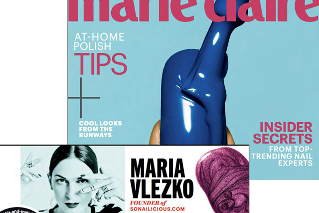 top nail experts sonailicious marie claire usa