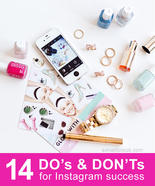 14 best instagram tips, do's and don'ts