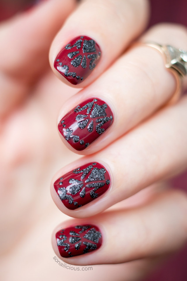 Baroque Nails