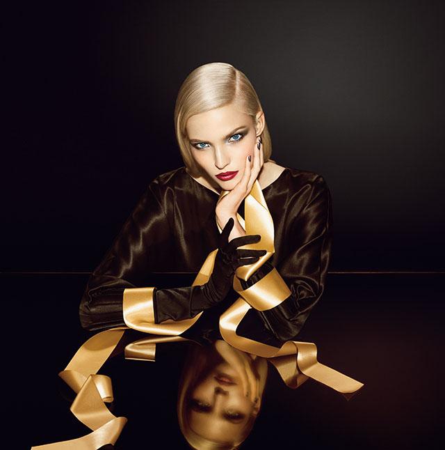 Dior Golden Shock Sasha luss