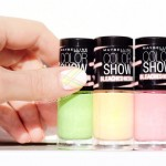 Maybelline NY Bleached Neons Collection – Review