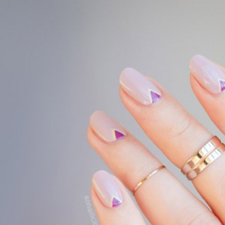 delicate nail art with ulta3 summer 2015 collection