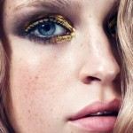 10 Gorgeous Gold Makeup Ideas For The Holidays