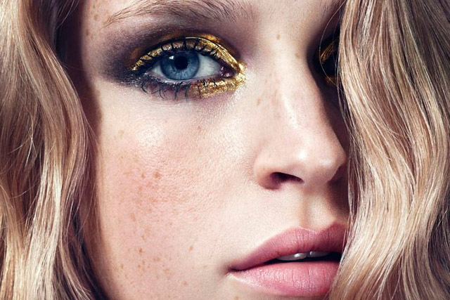 10 gold makeup ideas