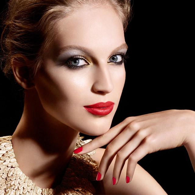 Chanel Holiday 2014 Makeup
