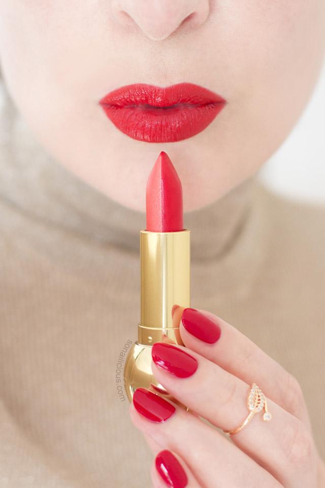 Diorfic lipstick ardent shock