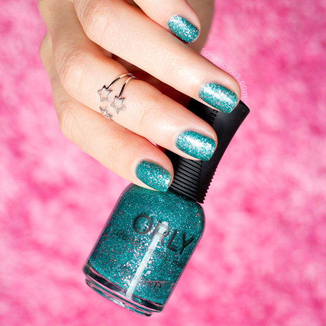 OLRY Steal the spotlight polish review