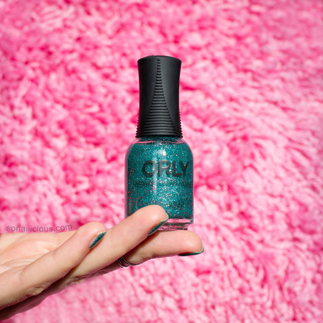OLRY Steal the spotlight polish swatches