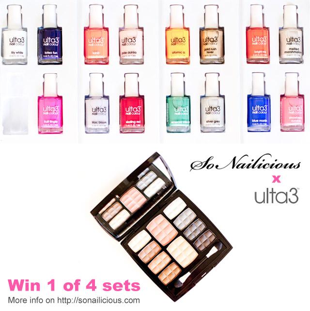 Ulta3 giveaway