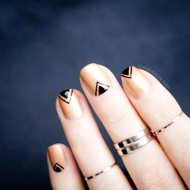 diorific Equinoxe nail polish nail art