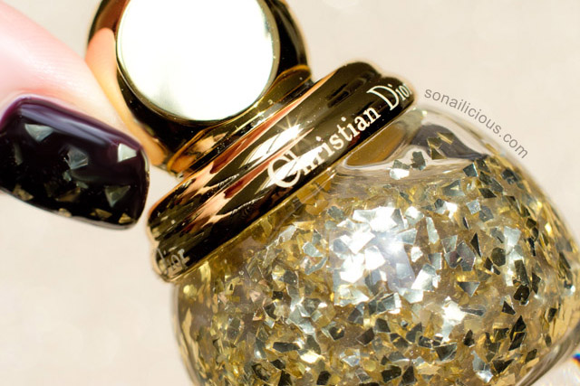 diorific golden shock review swatches