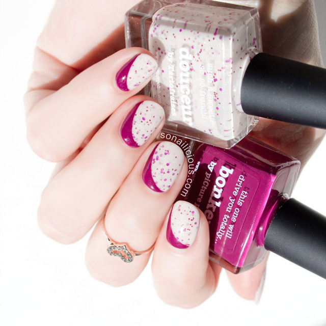 ruffian nails nail art tutorial