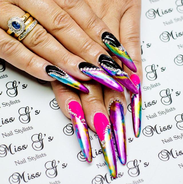 Georgia's nails