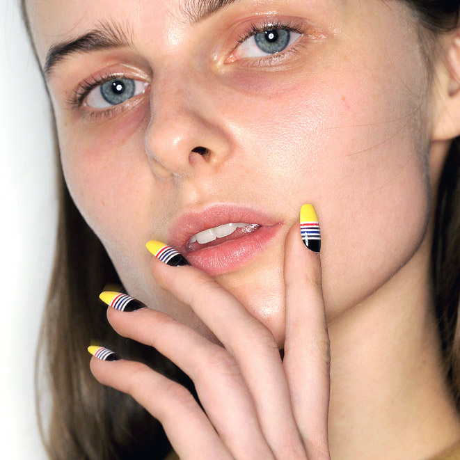 Nails at Opening Ceremony NYFW Fall 2015 1