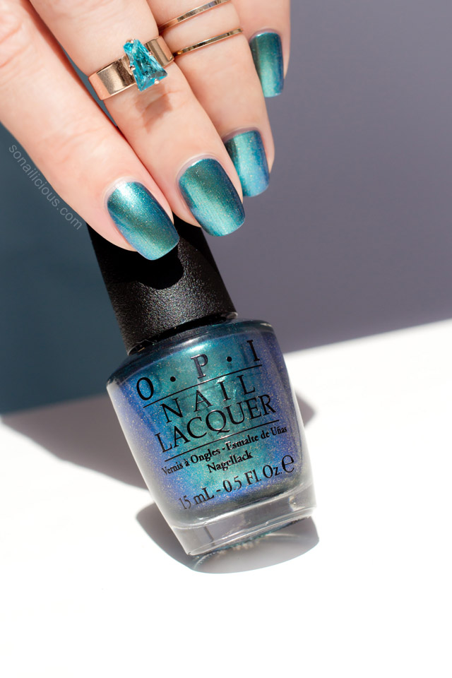 OPI Hawaii This colors making waves