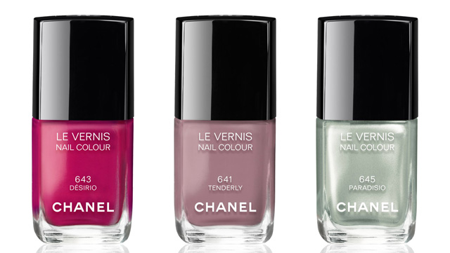 Object Of Desire: Chanel Spring 2015 Polish and Lipsticks