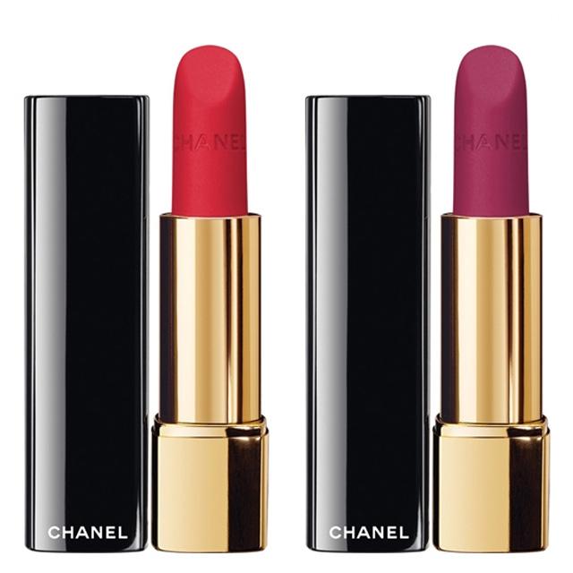 spring 2015 chanel rouge allure lipsticks