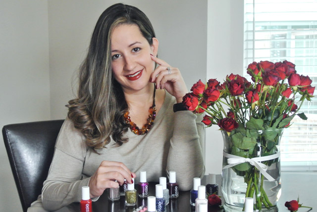 Arelis Parache, top nail art blogger @NailsByArelisP