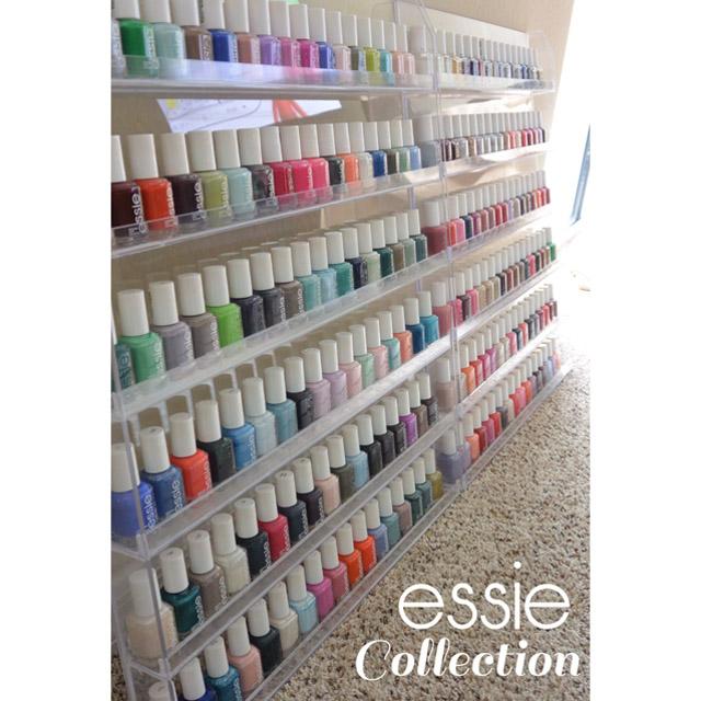 Essie nail polish collection