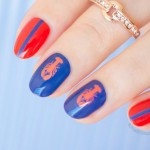 3 Unusual Spring Nail Art Ideas With Nail Wraps. Plus, Tutorials!