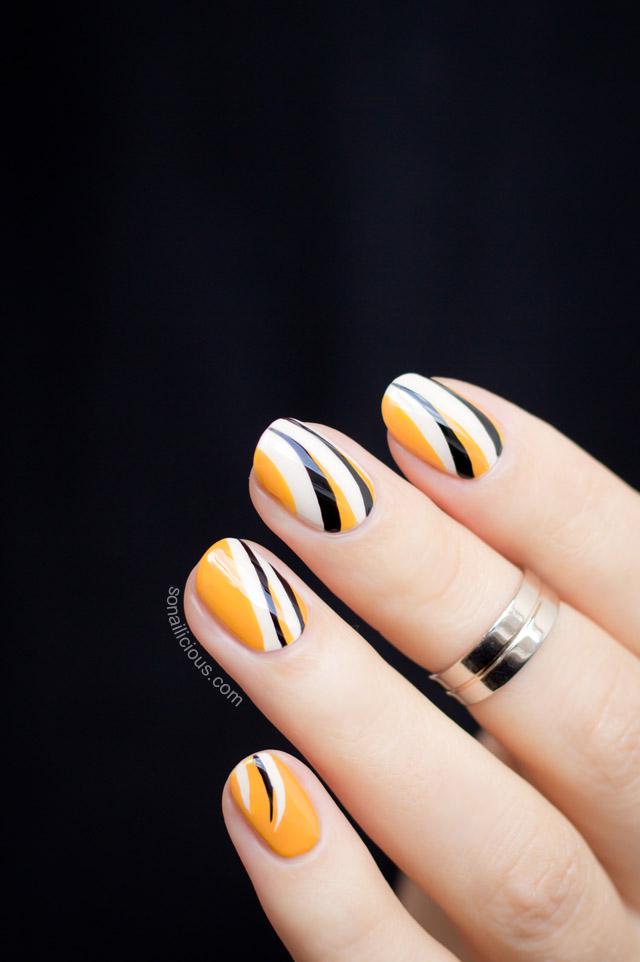 dior fall 2015 nails