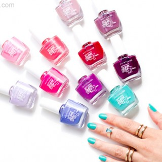 maybelline super stay gel polish review swatches