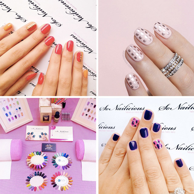 Sydney nail art salon, nail art salon in Sydney
