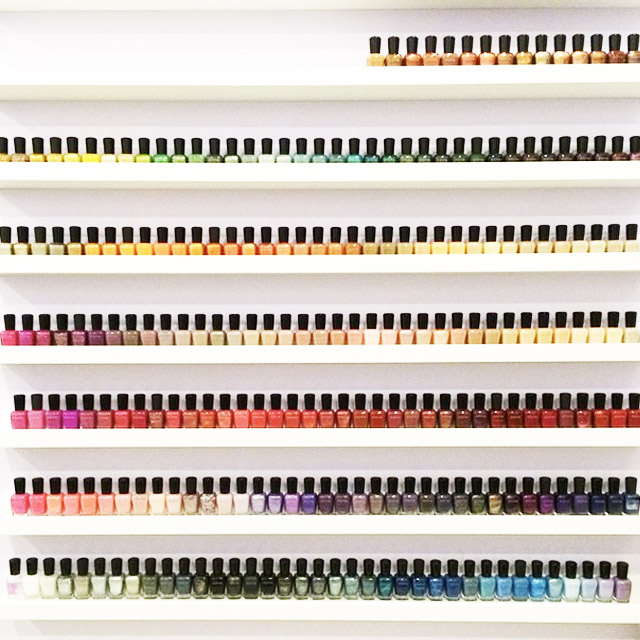Danah's Zoya collection