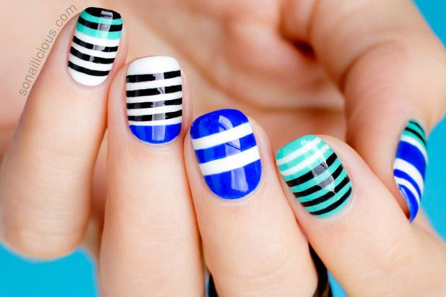 mbfwa 2015 alexander wang nail art