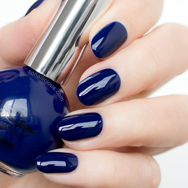Sea Siren Navy Seal swatches review
