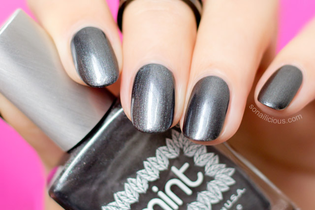 best gunmetal polish mint let's jet