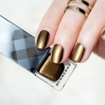 The Burberry Gold Your Nails Will Thank You For
