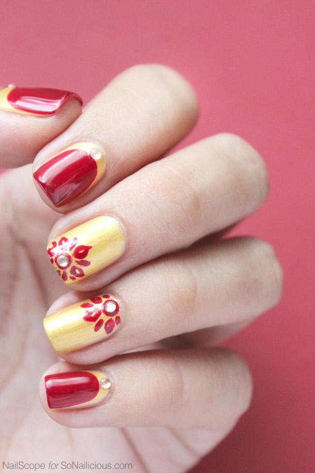 thailand nail art