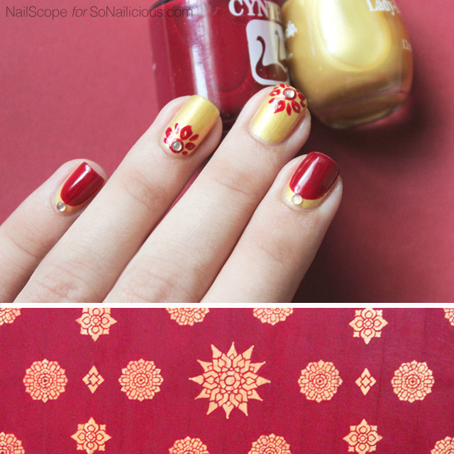 thailand nail art inspiration