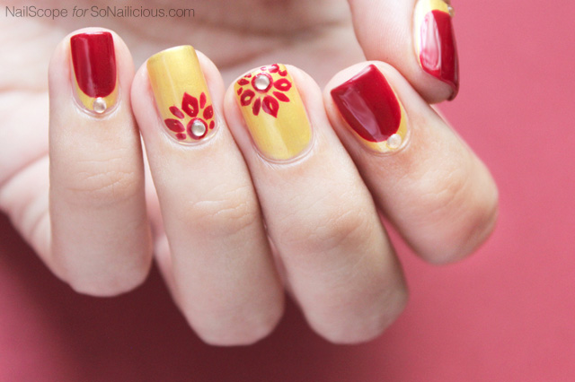 thailand nail art tutorial