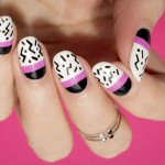 Transit Lounge Pop Art Nails: Sydney – Beijing