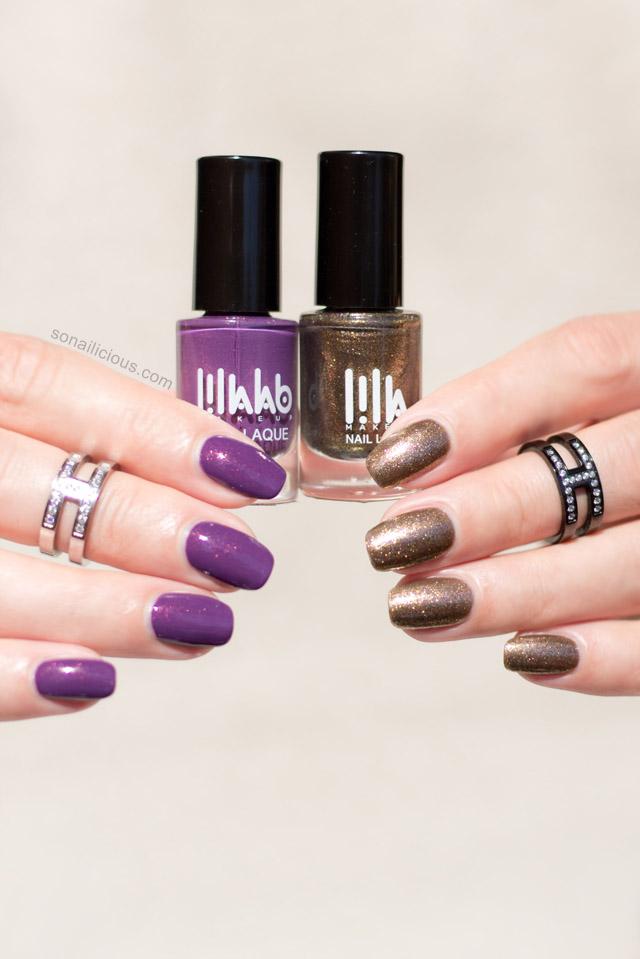 Lillalab nail polish reviews